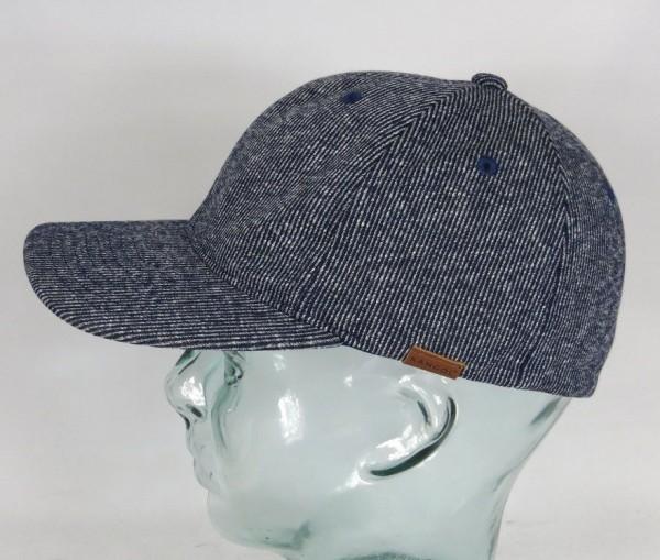 KANGOL PATTERN FLEXFIT BASEBALL Cap Mütze Basecap blau Schirmmütze Kappe Neu