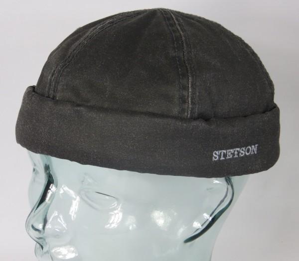 STETSON Dockermütze Skullcap Docker Cap Mütze Sommer Vintage 8821101 NEU