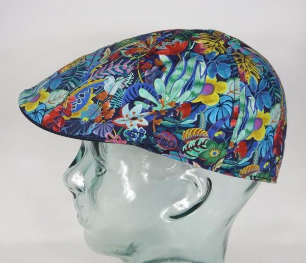 STETSON TEXAS Flowers Flatcap Mütze Ivy Cap Cotton Baumwolle Gatsby 6611910 Neu