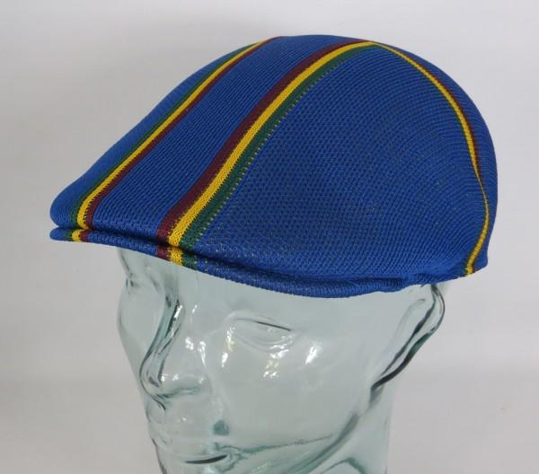 KANGOL ANGLE STRIPE 507 Flatcap Mütze Ivy Cap Gatsby Sommermütze Golfcap NEU