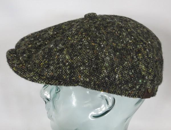 STETSON HATTERAS Donegal Flatcap Cap Mütze Schiebermütze Wintermütze Hut NEU 415