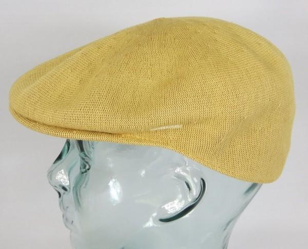 KANGOL BAMBOO 504 Flatcap Ivy Cap Sommermütze Golfcap Mütze NEU