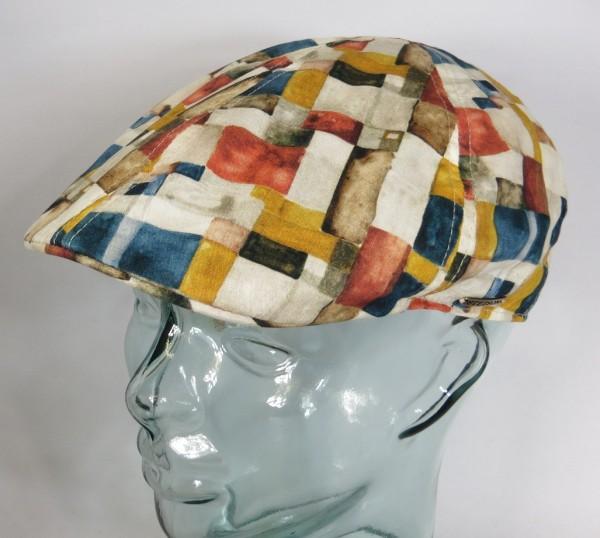 STETSON TEXAS Mütze Flatcap Sommermütze Ivy Cap Gatsby Baumwolle 6611901 NEU