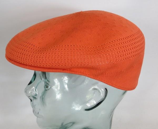 KANGOL TROPIC VENTAIR Flatcap 504 Cap orange Mütze Kangolmütze Kangolcap NEU