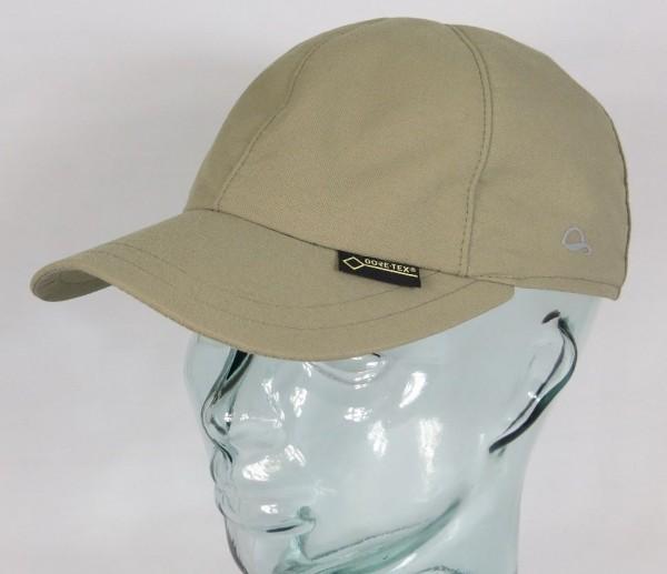 GÖTTMANN MONACO GORE-TEX Mütze Basecap Baseball Cap beige UV-Schutz Goretex NEU