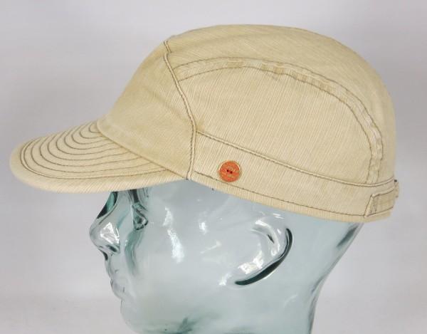MAYSER MARCEL Outdoor Schirm Mütze Baseball Cap Basecap UV Schutz 80 beige neu