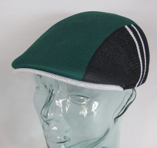 KANGOL STAR STRIPE 507 Flatcap Mütze Ivy Cap Gatsby Sommermütze Golfcap NEU