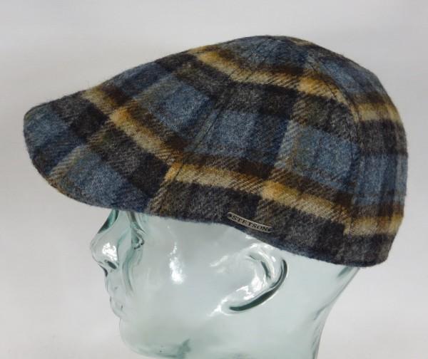 STETSON TEXAS Woolrich Flatcap Schieber Mütze Ivy Cap Wintermütze Gatsby 227 Neu