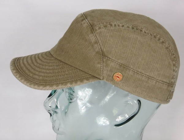 MAYSER MARCEL Outdoor Schirm Mütze Baseball Cap Basecap UV Schutz 80 khaki neu