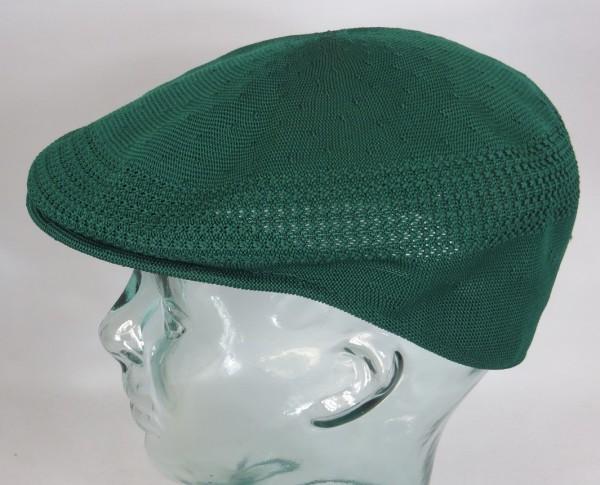 KANGOL TROPIC VENTAIR Flatcap 504 Cap grün Mütze Kangolmütze Kangolcap green NEU