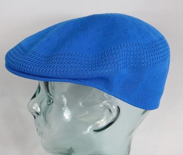 KANGOL TROPIC VENTAIR Flatcap 504 Cap blau Mütze Kangolmütze Kangolcap NEU