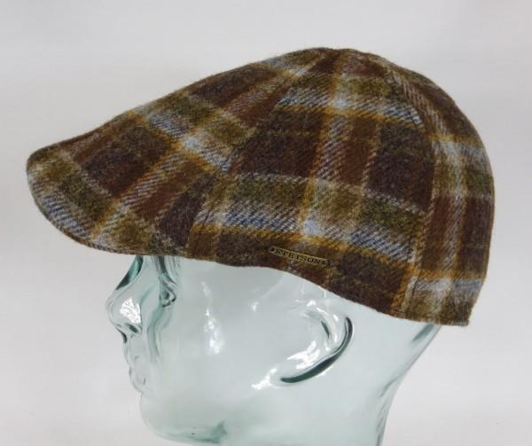 STETSON TEXAS Woolrich Flatcap Schieber Mütze Ivy Cap Wintermütze Gatsby 265 Neu