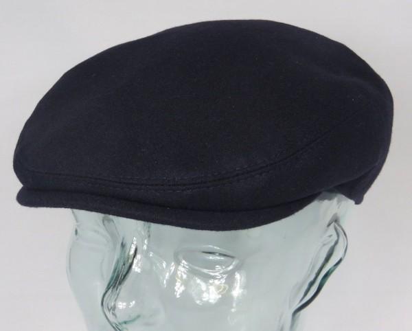 GÖTTMANN GLASGOW Sportmütze Flatcap Blau Mütze Kappe Schirmmütze NEU