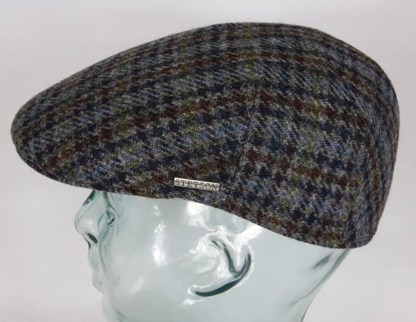 STETSON SUSSEX Flatcap Cap Mütze Schirmmütze Wintermütze englischer Stil Neu