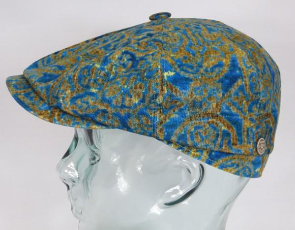 STETSON HATTERAS Velvet Mütze Flatcap Schiebermütze Cap Kappe 6841904 Neu