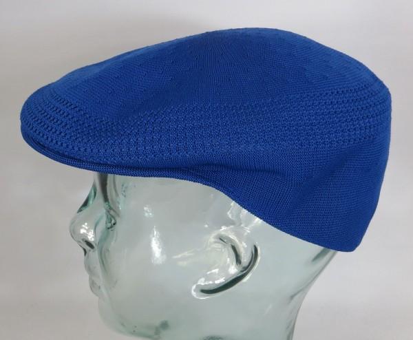 KANGOL TROPIC VENTAIR Flatcap 504 Cap royal blau Mütze Kangolmütze Kangolcap NEU