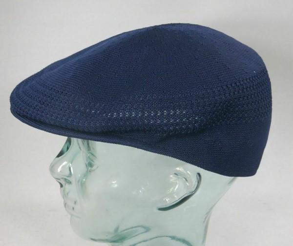 KANGOL TROPIC VENTAIR Flatcap 504 Cap blau navy Mütze Kangolmütze Kangolcap NEU