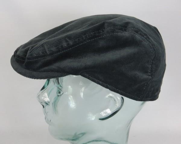 KANGOL CORD FLATCAP Schirm Mütze Cap Cotton Baumwolle Kord Kappe grün Neu