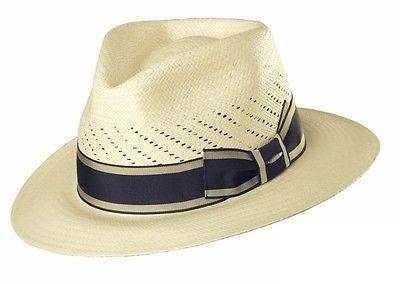 BUGATTI echter Panamahut Strohhut Sommerhut Sonnenhut Panama Hut Stroh Neu